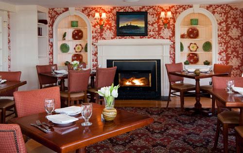 Fine Dining Oceanfront Bed And Breakfast Inn In York