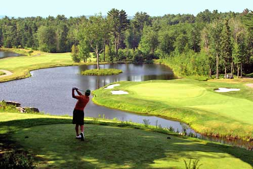 Golf Courses in Maine