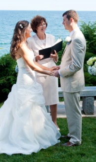 Oceanside Ceremony at York Harbor Inn