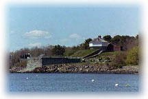 Fort Foster, Kittery Maine
