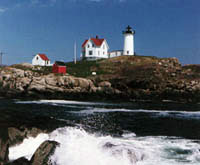 The Nubble Lighthouse York Maine