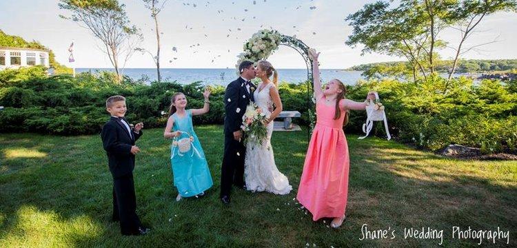 York Harbor Inn Oceanfront Wedding Receptions In York Harbor