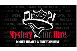 Murder Mystery Dinner            Feb 10th