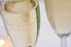 YHI Champagne Flutes