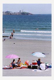 York Harbor Beach Sandy Beaches