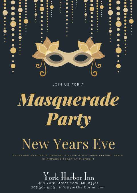 New Years Eve Packages Oceanfront Bed And Breakfast Inn In York